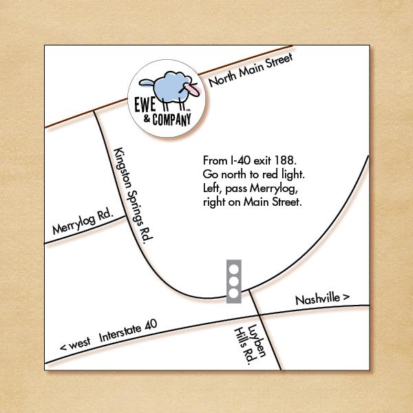 Light Shop Kingston Road: Ewe & Company
