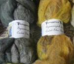 local yarn spinner Troy Berggren roving