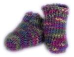 knitting class, booties, Jennifer Adair, Ewe & Company