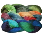 yarn, handpainted yarn, ewe and company, knitting, Kingston Springs