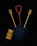 yarn shop, knitting accessories