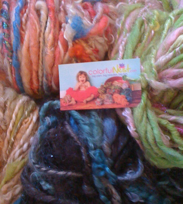 Whimsical Yarns from Tricky Knits